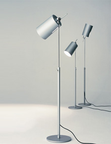 Anta Tuba floor lamp