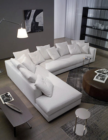 Casadesus Alex Sectional. Modern Furniture Vancouver