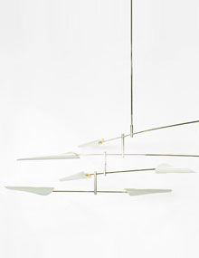 David Weeks Sarus Lamp