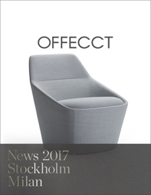 Offecct News 2017 Catalogue