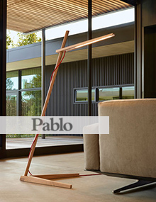 Pablo Clamp Floor Lamp