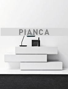 Pianca People Cantilevered Drawers