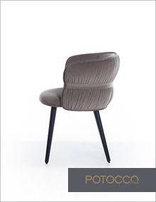Potocco Coulisse Arm Chair