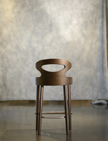 Potocco Paddle Stool. Modern Furniture Vancouver