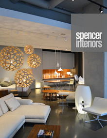 Spencer Interiors, Modern Furniture & Lighting, Vancouver