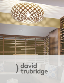 Davd Trubridge Kina Lamp