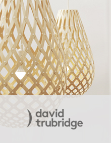 David Trubridge Koura Lamps