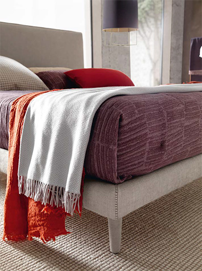 Bolzan Gaya Thin bed, detail