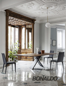Bonaldo Tables 2017