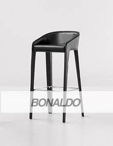 Bonaldo Lamina Too Stool