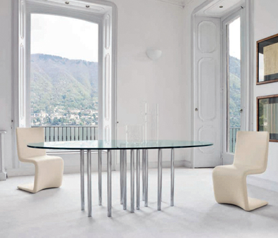 Bonaldo Mille Round TableModern furniture Vancouver