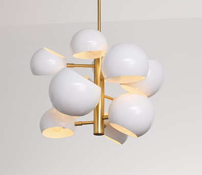 David Weeks Kopra ClusterModern Lighting Vancouver