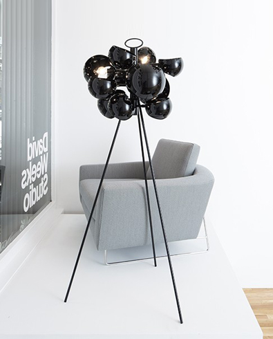 David Weeks Studio, Kopra Standing Lamp