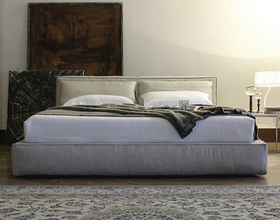 Modern Bed, Frighetto Caresse Bed 2