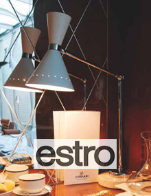 Estro Italy, contemporary lighting collection