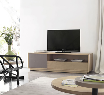 Expormim Basic TV Cabinet 165 cm