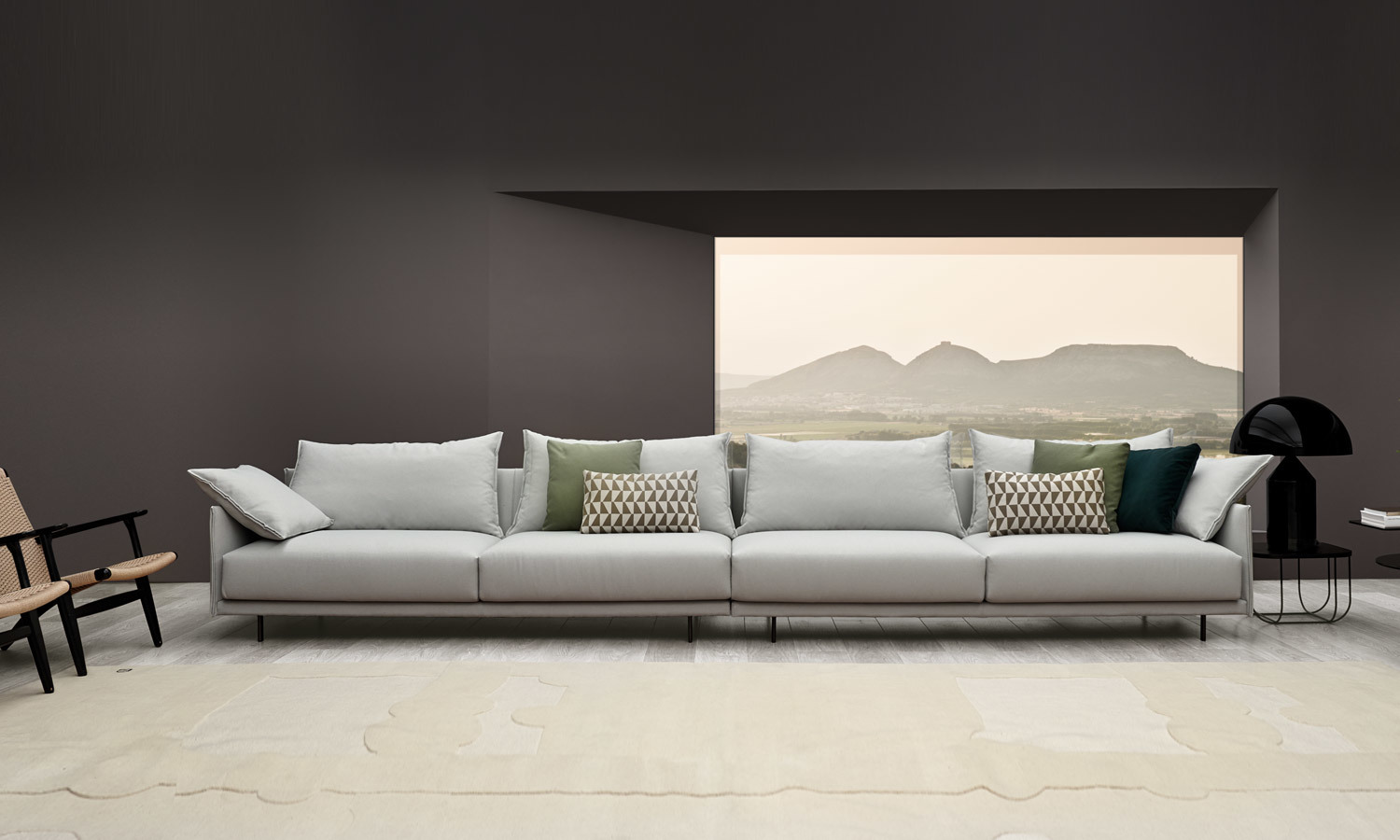 JOQUER Senso Sofa composition
