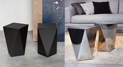 Vibieffe Diamond Table