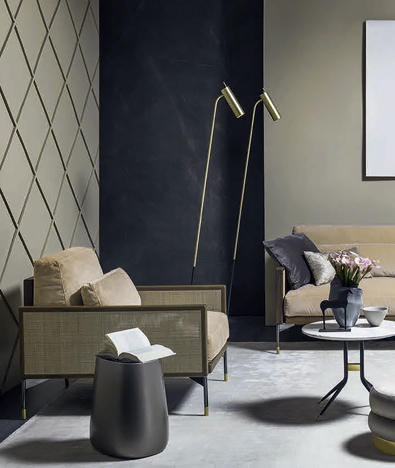 Vibieffe Italy, Itinerari Floor lamps