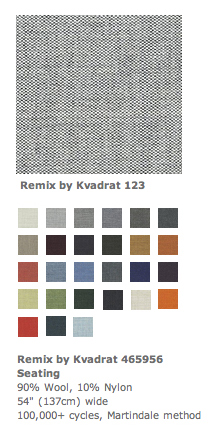 Remix fabric color 123