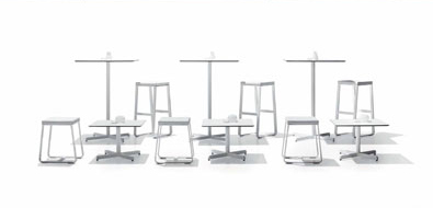 Bivaq Sit Stools collection
