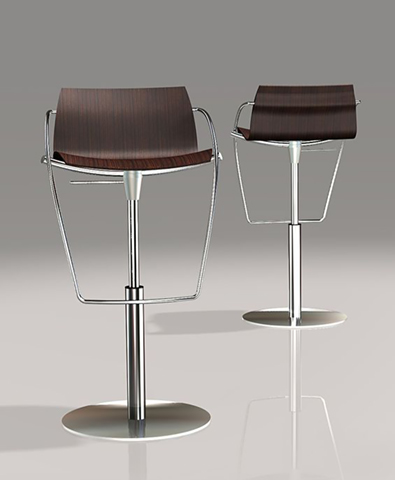 Casprini Italy, King Stool