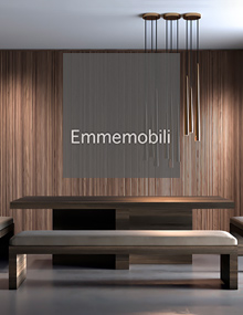 Emmemobili Jan Table
