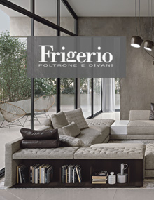 Frigerio Catalogue, modern furniture Vancouver