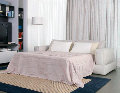 Frighetto Caresse Sofabed open