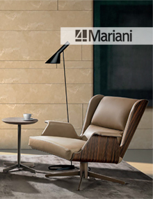 i4Mariani Garbo Armchair, Modern Furniture Vancouver