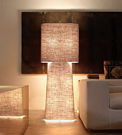 Luminara Dabliu Floor Lamp