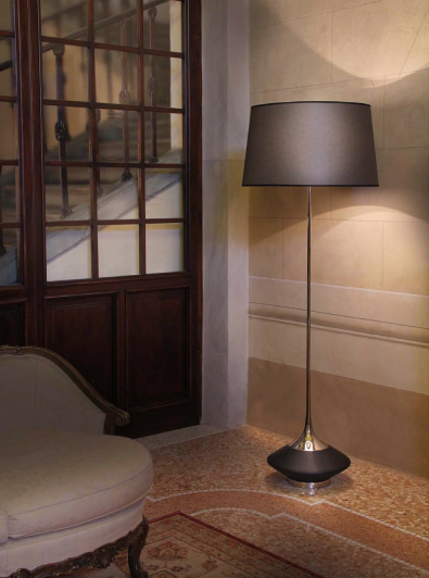 Luminara VuVu Wood Floor lamp