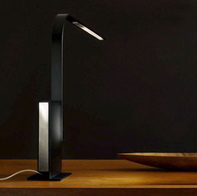 Pablo Lim task light in graphite