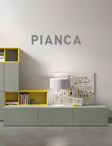 Pianca People Tall Drawer