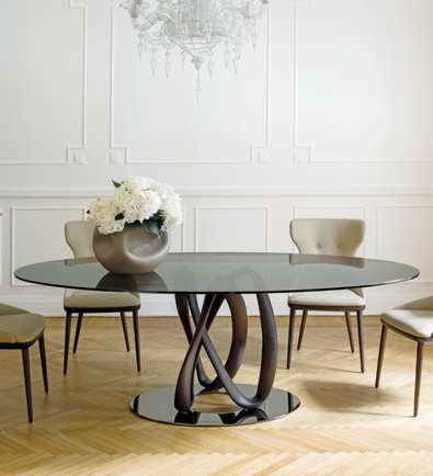 Modern Furniture Vancouver modern furniture & lighting | spencer interiors | round dining tables