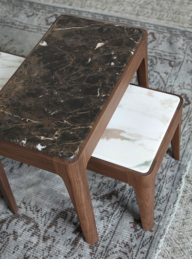 Porada Ziggy Small Table 60, Low Table 130