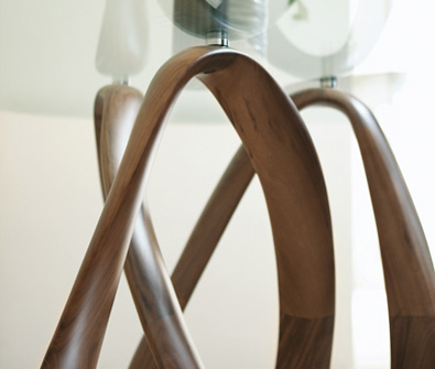 Porada Infinity Table Detail