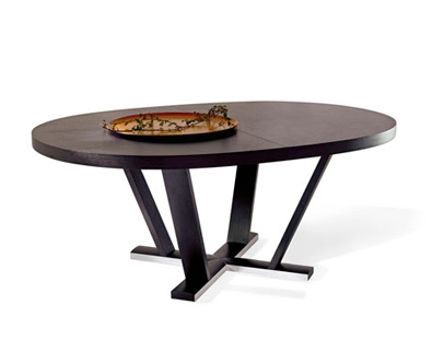 Potocco Aura Oval Table
