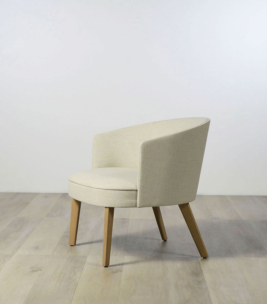 Potocco Lena Lounge Chair
