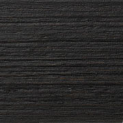 Potocco Black Stained brushed Ash Wood