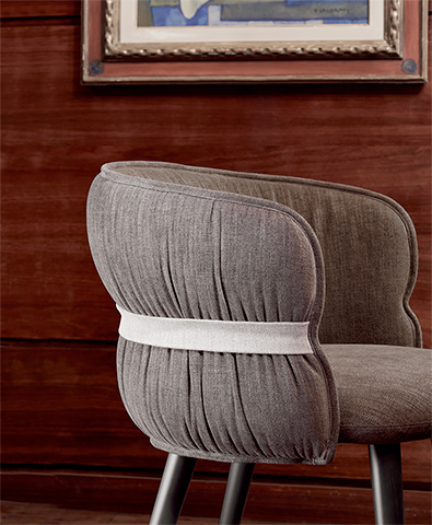 Potocco Couilisse Chair detail
