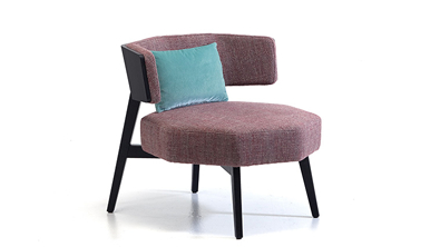 Potocco Otta Lounge Chair, 