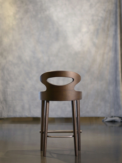 Potocco Paddle Stool. Modern Furniture Vancouver.