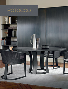Potocco Grace Round Table
