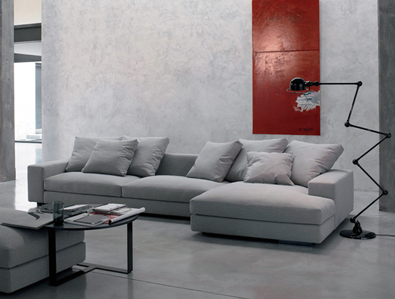 Verzelloni Holden Dormeuse Sectional