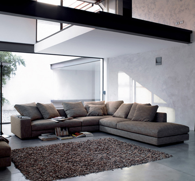 Verzelloni Holden L Shape Sectional